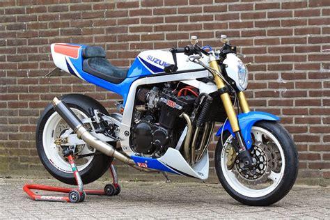 Suzuki Gsxr 1100 Streetfighter Suzuki Gsxr 1100 Twisted Synergy 99garage Cafe Racers