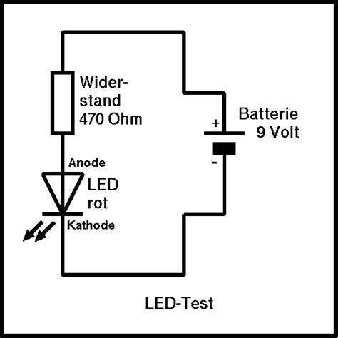 led diode vorwiderstand led diode widerstand 28 images strippenstrolch leuchtdiode led technische hilfen f 252 r