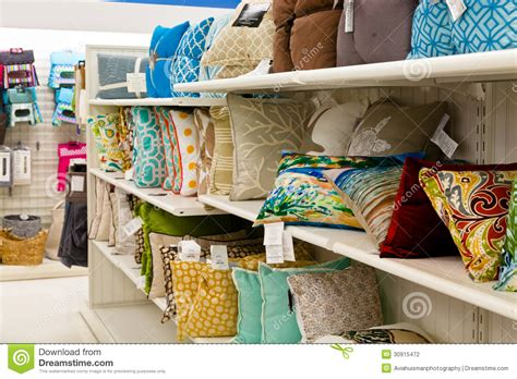 how to store pillows home goods accent pillows editorial photography image