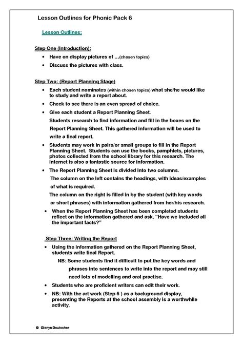 ojt written report sle how to write a technical report sle 28 images how to