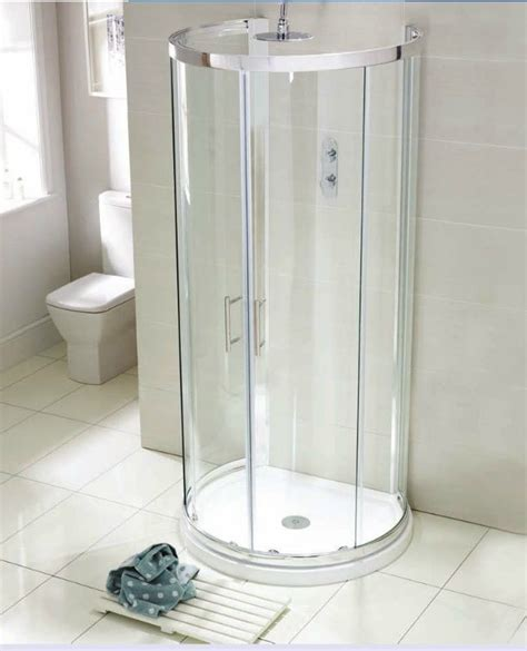 Platonic Shower by Small Showers Search Powder Room
