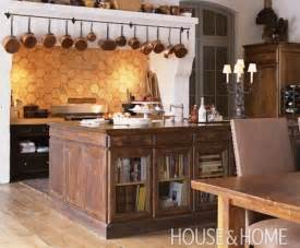 Kitchen Islands Butcher Block Top repurposed reclaimed nontraditional kitchen island