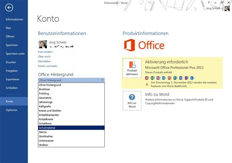 design this form outlook 2013 so stellen sie in office 2013 hintergrund und design ein