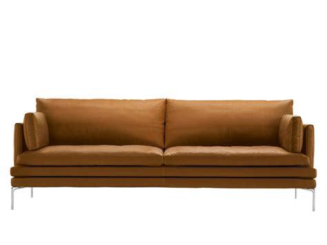 canape cuir portugal william canap 233 by zanotta design damian williamson