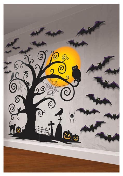 halloween themed art creative handmade indoor halloween decorations