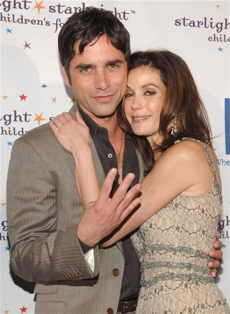 Lindsay And Heath Hollywoods Hook Up by Hook Up Stamos And Teri Hatcher At A