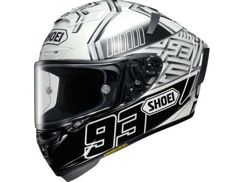Bmw Motorrad Helm Ersatzteile by X Spirit Iii Marquez 4 Tc6 Motorrad Helm Shoei