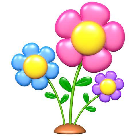 Imagenes De Flores Infantiles A Color | flores