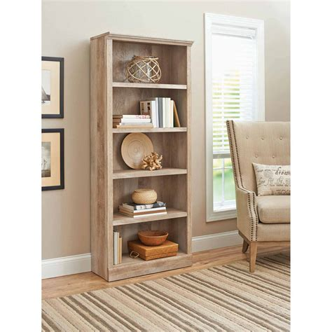 13 inch wide bookcase mainstays wide 3 shelf bookcase walmart com