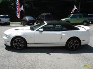 2013 performance white ford mustang gt cs california
