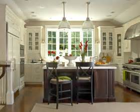 Country Kitchen With White Cabinets by White Country Kitchen Ideas Home Designs Project