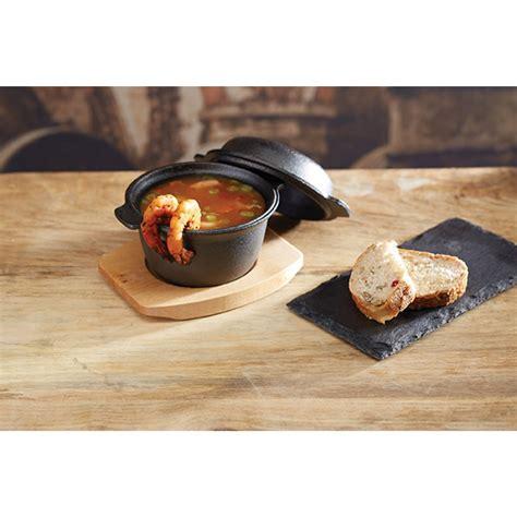 Mini Cooking Pot kitchen craft masterclass artesa mini covered cast iron
