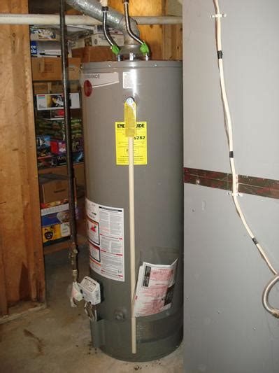 Tankless Water Heater Installation at The Home Depot