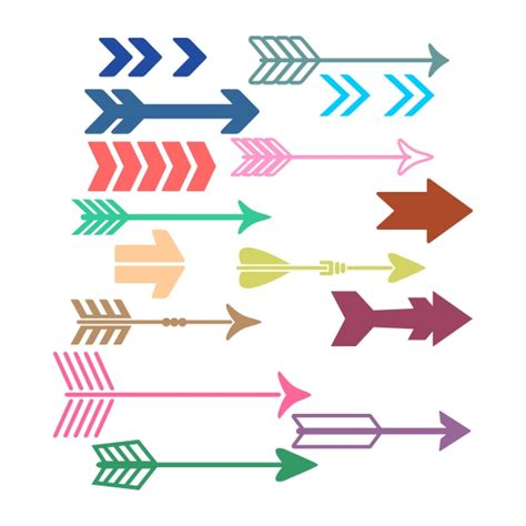 arrow pattern svg arrow cuttable design
