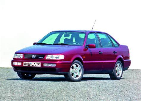 volkswagen passat specs 1993 1994 1995 1996 autoevolution