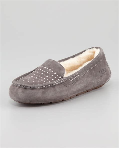ugg moccasin slippers sale ugg ansley slippers on sale