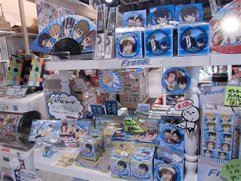 anime merchandise crunchyroll feature tv anime quot free quot merchandise store