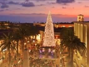 fashion island christmas tree best tree lighting ceremonies in orange county 171 cbs los angeles