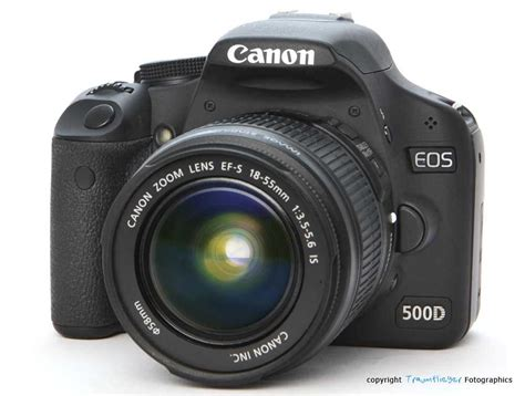 Kamera Canon Eos 500d traumflieger canon eos 500d