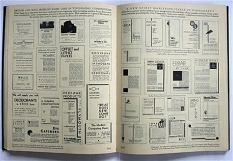 newspaper layout in coreldraw felix books ehrlich the new typography modern