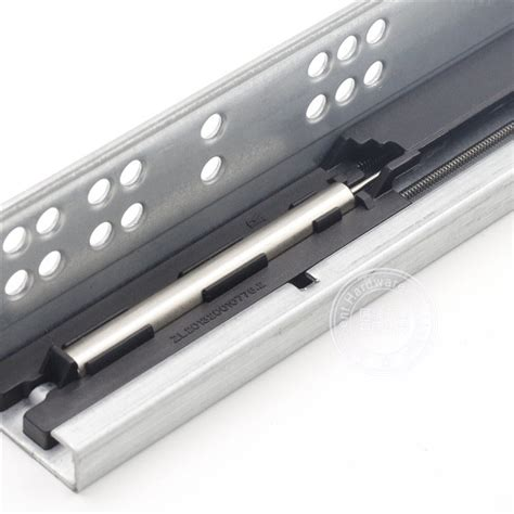 Concealed Undermount Drawer Slides by 500mm Concealed Mounting Mepla Drawer Slide Soft