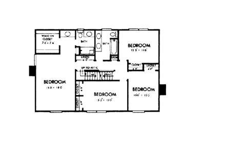 classic 6 floor plan strecker classic farmhouse plan 072d 0009 house plans