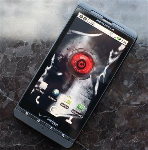 Hp Motorola Droid X2 cm9 alpha for droid x2 takes a big leap forward