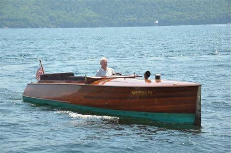 boat upholstery lake george ny 25 fay bowen jr runabout