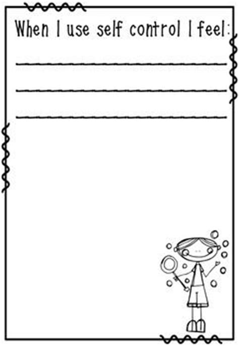 self control worksheets self control worksheets free worksheets library download