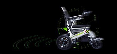 sedia a rotelle motorizzata sedia a rotelle motorizzata airwheel h3 conduce una nuova era