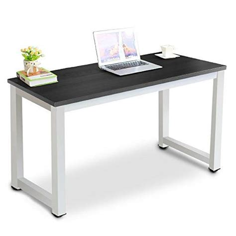 Tribesigns Modern Stylish Computer Desk Pc Laptop Study T Simple Desks For Home Office