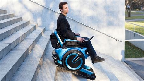 Stair Climbing Chair by Scewo Stair Climbing Wheelchair Review 187 The Gadget Flow