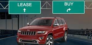 new car lease or buy buy or lease a car business insider