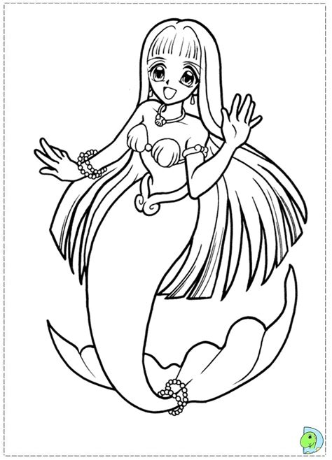 mermaid melody coloring pages az coloring pages