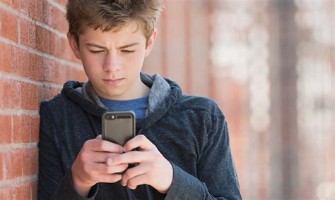 teenage guy ignore no more the app that forces wayward teenagers to
