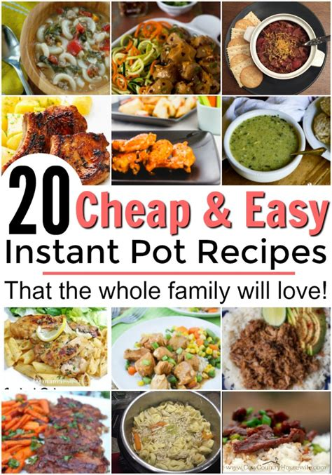 500 instant pot recipes easy and delicious recipes for your whole family electric pressure cooker cookbook instant pot cookbook books cheap and easy instant pot recipes caroline vencil