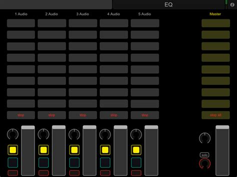eventtype layout bloxxpot ipad als midi controller f 252 r ableton live