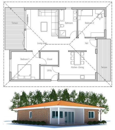 Small House Plans Bangladesh 17 Best Images About Planos De Casas On High