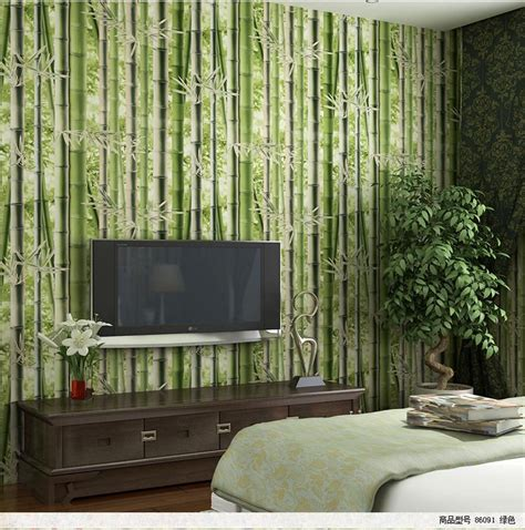 Wallpaper Dinding Sticker Bambu Kuning Minimalis 10m X 45cm Wallpaper Warna Hijau Muda Green Nature Hd Wallpapers Free