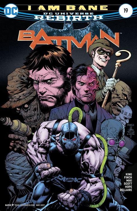batman detective comics tp vol 03 league rebirth discount comic book service batman 19 review aipt