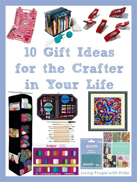 awesome gift ideas for crafters homesfeed