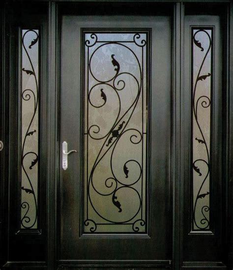 The 25 Best Iron Front Door Ideas On Pinterest Wrought Front Door Wrought Iron