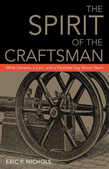 spirit   craftsman independent publishers group