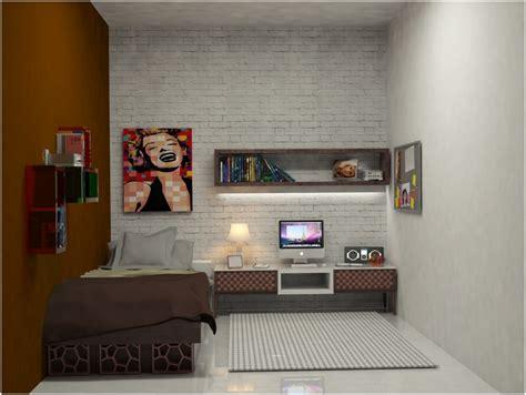 ide dekorasi  menata kamar kost makin keren