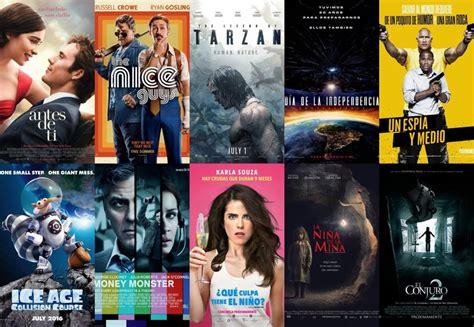 cartelera de cune cartelera de cine en san luis potos 237 durante julio 2016