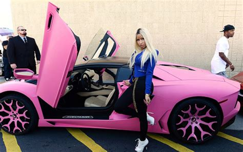 expensive pink cars expensive cars own by female celebrities top ten list