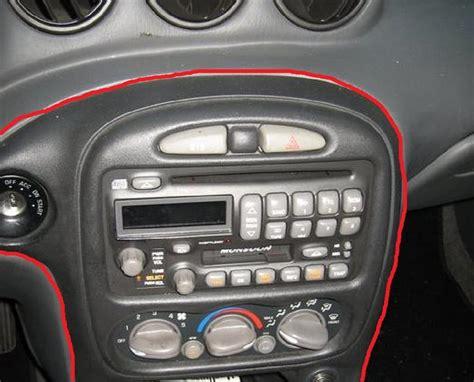 2004 Pontiac Grand Am Radio by Pontiac Grand Am Questions 2001 Grand Am Se Stereo