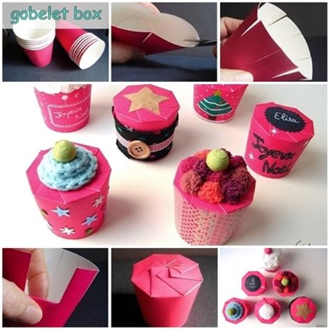 How To Make Decorative Gift Boxes At Home Wonderful Diy Easy Paper Gift Box