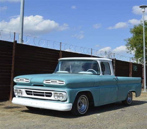 short bed fleetside hot rod rat custom vtg        swb  truck
