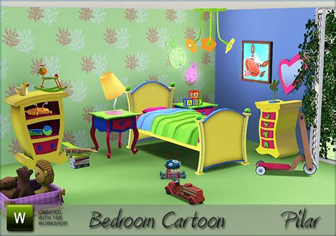 picture of bedroom pilar s bedroom cartoon